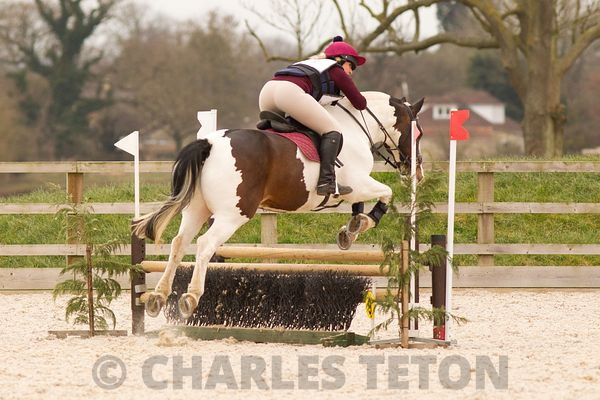 West Wilts Arena Eventing inc BE Arena Eventing Championship Qualifiers on Sunday 20th March 2016.