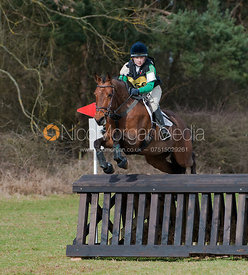 Alex Postolowsky and Latina 43, Oasby Horse Trials 2011