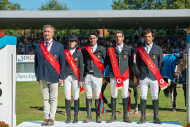 Nationscup CSIO GIJON 2018