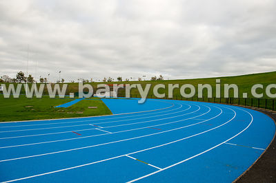 22nd October, 2018.University of Limerick. Pictured is the running track.Photo:Barry Cronin/www.barrycronin.com22nd October, ...