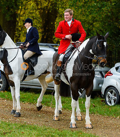 At Fitzwilliam Hunt Opening Meet 2018.