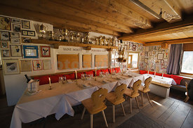 The Dracula Club in Saint St. Moritz is a private Club owned by Rolf Sachs