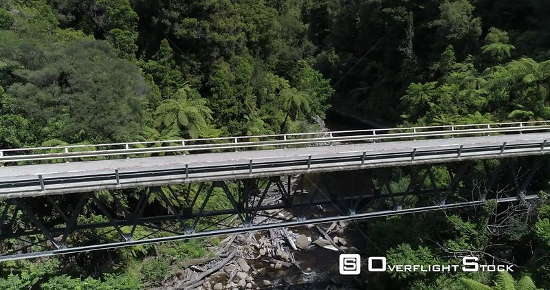 Bridge on the Forgotten Highway New Zealand