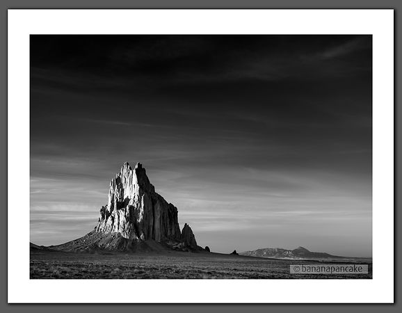 Shiprock, New Mexico - BP6661B