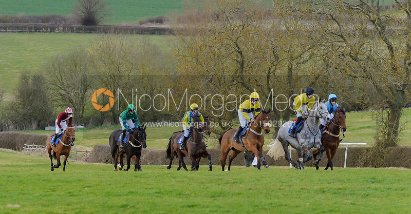 The Belvoir at Garthorpe 29/3 photos