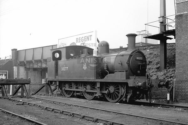 PHOTOS OF G6 CLASS SR 0-6-0T STEAM LOCOS