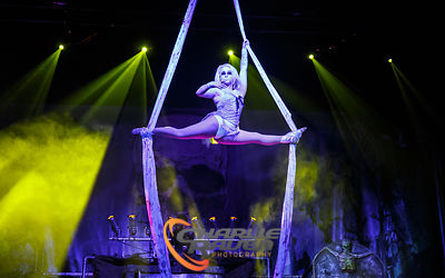 Circus if Horrors in Bournemouth