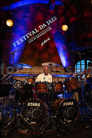 Billy Cobham - Festival da Jazz