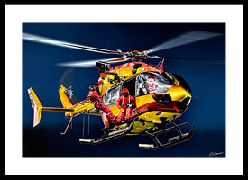 Eurocopter EC135 Dragon