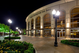 Gallo Center at Night #5