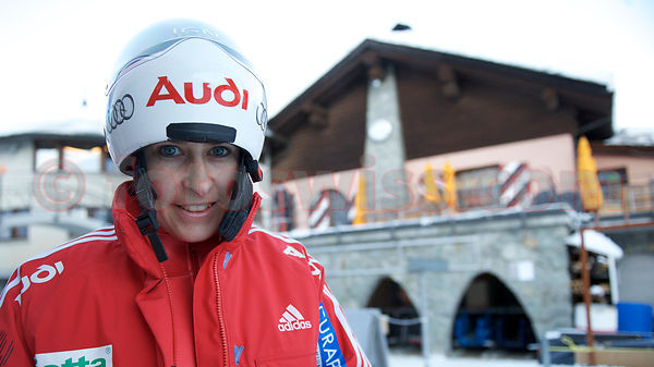 Barbara Hosch SCE Swiss Skeleton Team