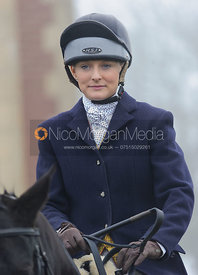 Helen Lovegrove - Melton Hunt Club Ride 2014