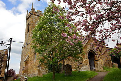 St Martin's Church Shutford