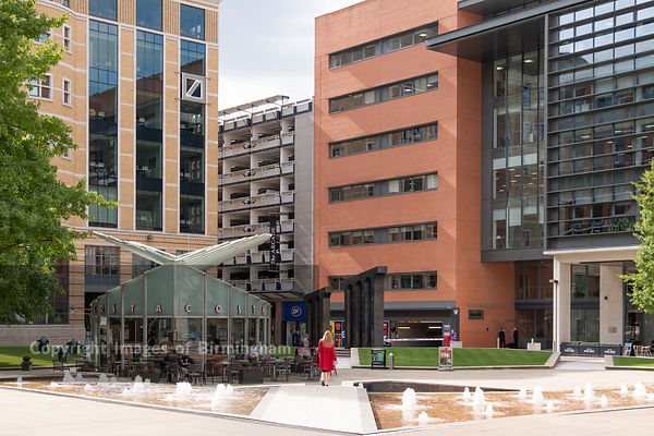 Central Square, Brindleyplace, Birmingham