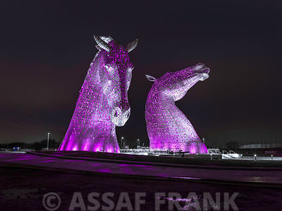 FTBR 1651 The Kelpies