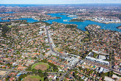 South Over Gladesville