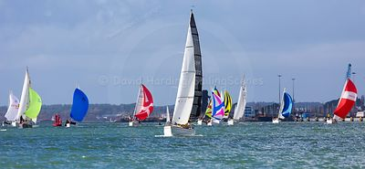 Poole Yacht Club Commodore's Charity Pursuit Race, 20181111056