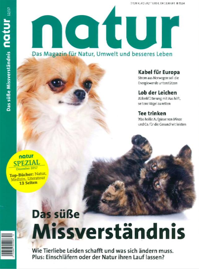 Natur Magazine (Germany) Dec 2017
