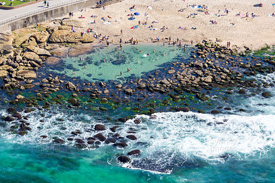 The Bogey Hole, Bronte Beach