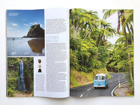 New Zealand, for Lonely Planet magazine