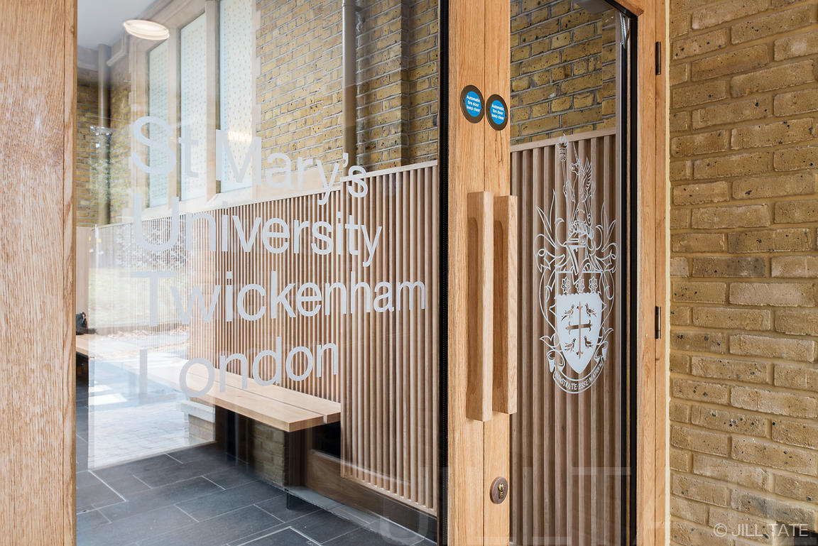 St Mary's University, Twickenham | Client: Useful Studio
