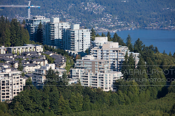 Burnaby Mountain Condominiums