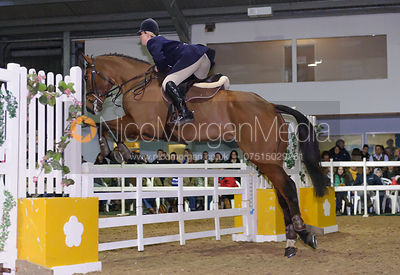 Holly Gillott - Quorn Hunt Gate Jumping 2014