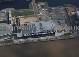 Liverpool Water Front Exhibition and Trade Centre Kings Docks Liverpool