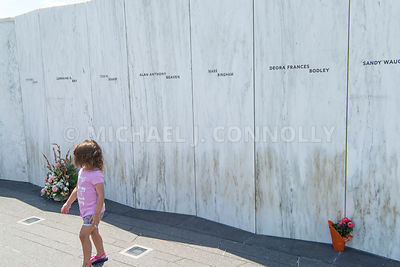 Flight 93 Name Stone Markers (3)