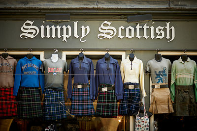 Simply Scottish kilt shop