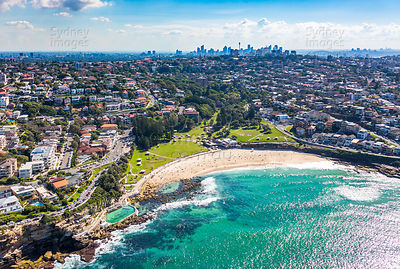 Bronte Beach to Sydney CBD