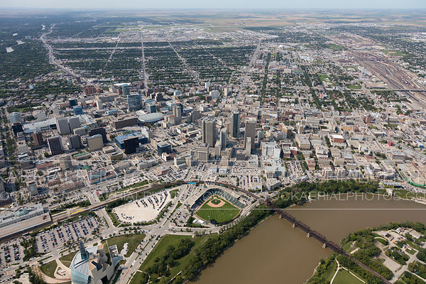 Stock Aerial Photos | Winnipeg, Manitoba