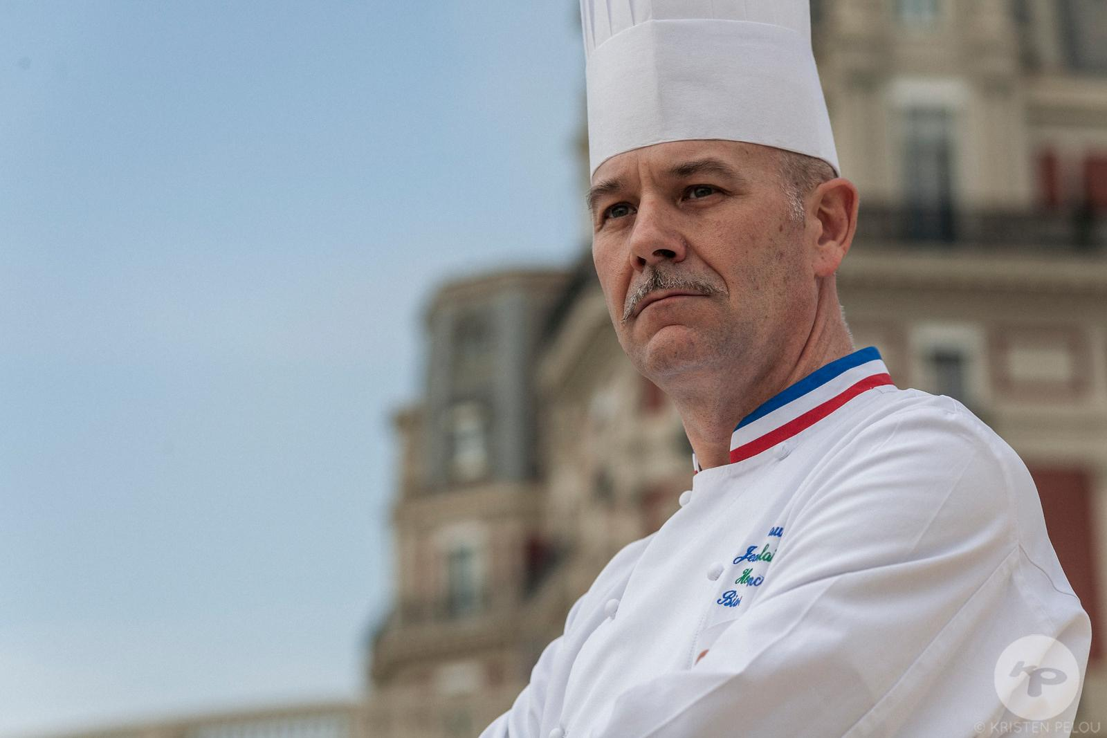 Hotel Photographer - Hotel du Palais in Biarritz with Chef Jean Marie Gautier, Villa Eugenie restaurant.  Photo ©Kristen Pelou