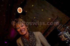 Uschi Moos at Festival da Jazz- Live at Dracula Club in Saint St. Moritz