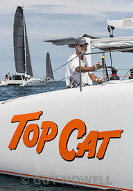 Top Cat. Phuket King's Cup 2016.