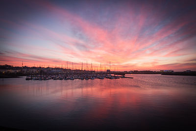 Howth_Sunset_