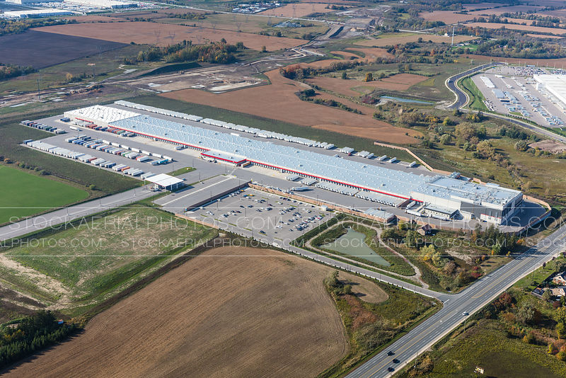 Costco Distribution Centre, Vaughan