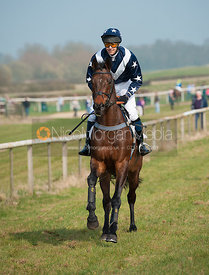 Race 1 - Belvoir Hunt Point to Point 24/3/12