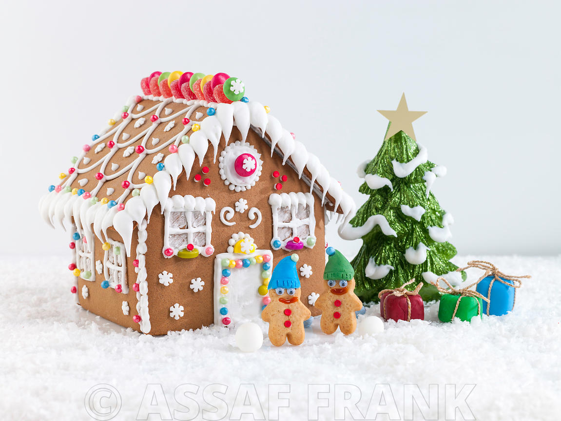 Assaf Frank Photography Licensing Christmas Theme Made