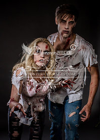 Zombies Stock photos