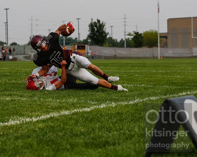 Football: Boise at Centennial 8/29/14