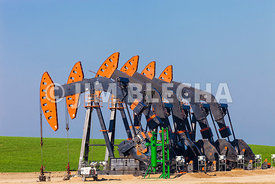 Multi-Well Bakken Production Pad