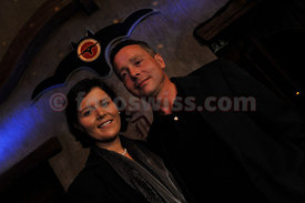 Katja and Michael Grandl Festival da Jazz- Live at Dracula Club in St.Moritz