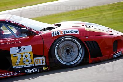 78 ADVANCED ENGINEERING ITA M Ferrari F430 GT Matt Griffin (GBR)Peter Bamford (GBR)