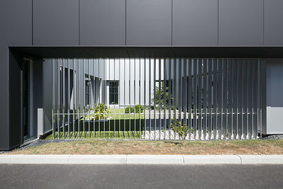 LARMOR OFFICIES / Marc Andreatta Architecte & ERE Architecture