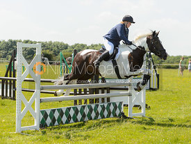 Class 7 90cm - Cottesmore Hunt Pony Club Showjumping -  17 June 2017