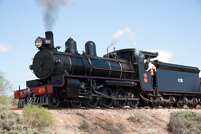 steam engine NM25