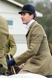 Otis Ferry At the meet. The visit of the Wynnstay Hounds to the Cottesmore 27/11