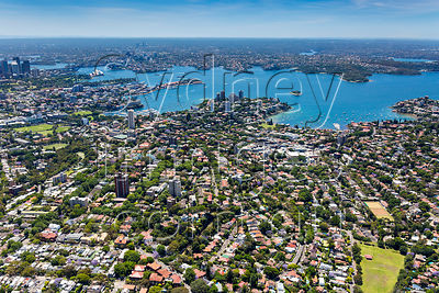 Double Bay and Sydney Harbour