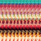 Autostereogram of DNA
